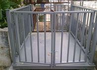 3吨称猪用畜牧电子秤带围栏