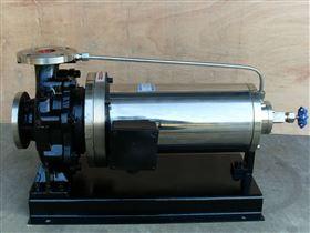 PBW型卧式屏蔽泵