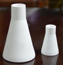 1000ml聚四氟乙烯(F4)特氟龙具塞三角烧瓶锥形瓶