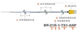 日本安立计器低温用温度传感器BR系列