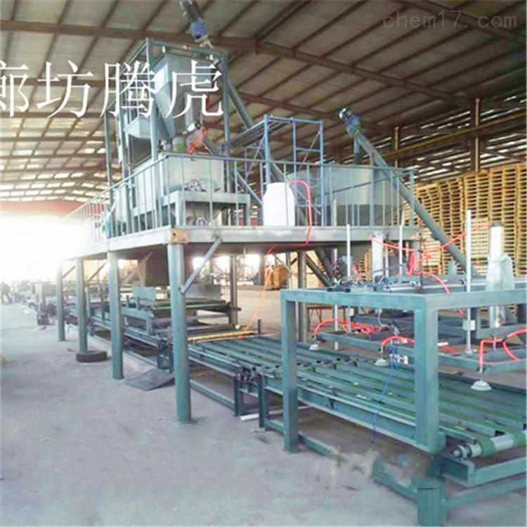 河北机械免拆建筑一体板生产线保质保量