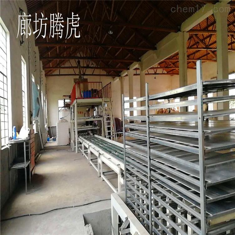 玻镁板防火保温板门芯板设备专业生产直销