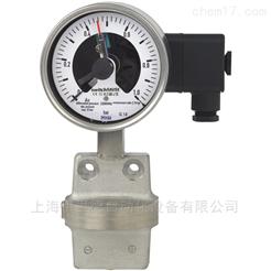DPGS43.100, DPGS43.160WIKA威卡带电接点开关的差压表