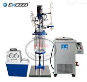 S212-5L油加热反应釜