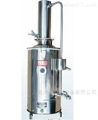 YAZD-5绿博不锈钢电热蒸馏水器