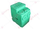滚塑塑料箱体定做 PE水槽定做 机械设备水桶