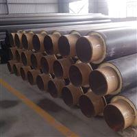 DN600直埋式聚氨酯保溫管熱力管網優化節能