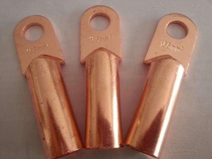 上海旺徐CA-M高压铜端子 单孔