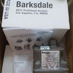 barksdale压力开关BPS34GVM0400B库存多