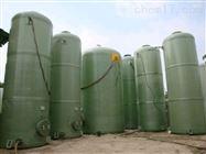上门回收直径3.5米80立方盐酸玻璃钢储罐