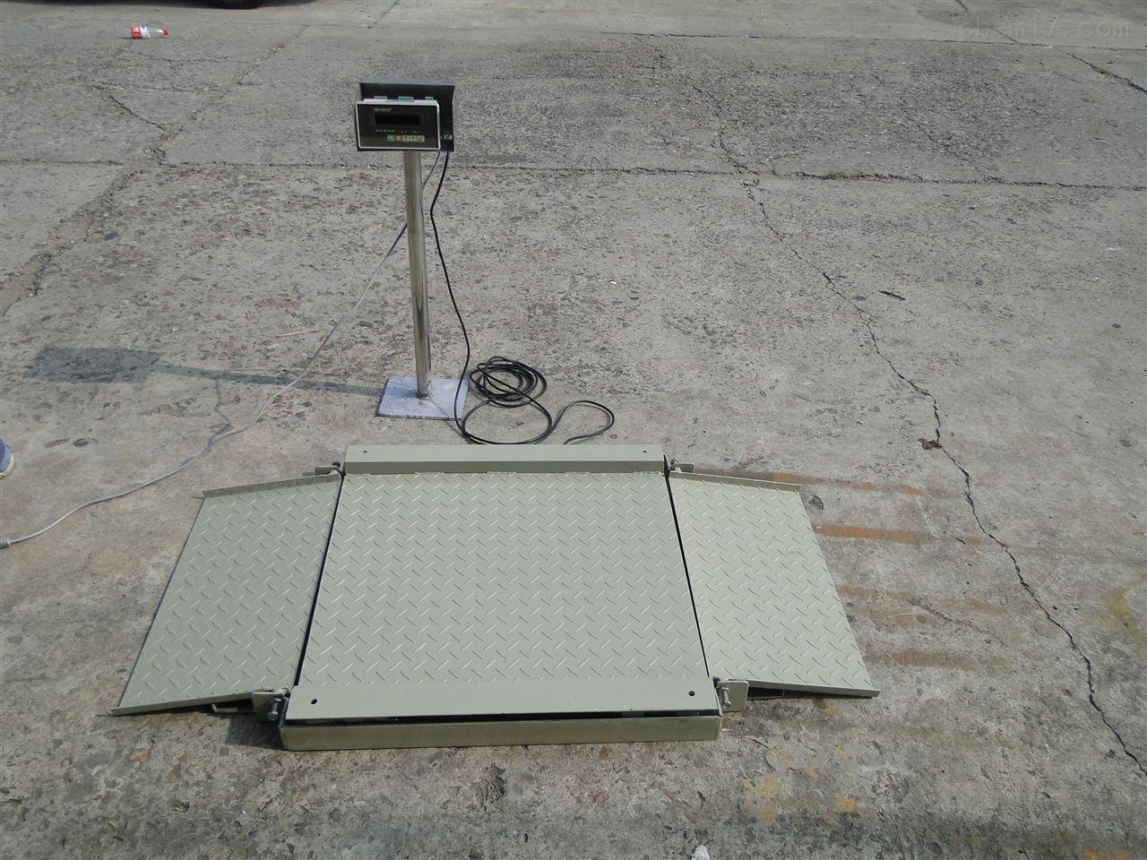 SCS-D1型超低平台电子称,电子平台秤
