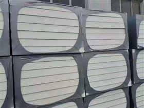 1200*600*50建筑结构防火板材聚氨酯保温板 厂家定做