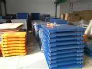 SCS-J型1-3吨碳钢电子平台秤