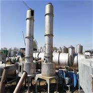 回收二手不锈钢蒸馏塔节
