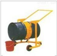上海旺徐機械旋轉式液壓油桶搬運車