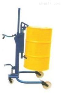 上海旺徐轻型液压油桶搬运车