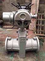 GJ941X-6L電動管夾閥