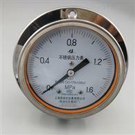 不锈钢耐震压力表Y-150BFZ