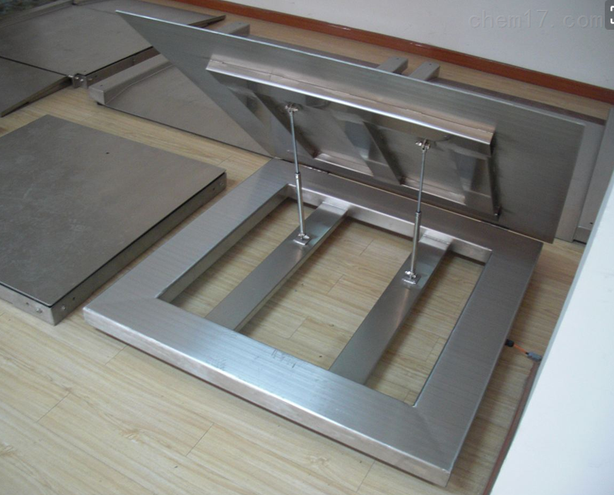 SCS-BW型304不锈钢平台秤-双层计重平台磅秤