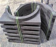 防腐木托使用方法// 管道木托安装方便