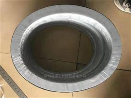 400*500山西搪瓷反应釜罐口四氟包覆垫片厂家直销