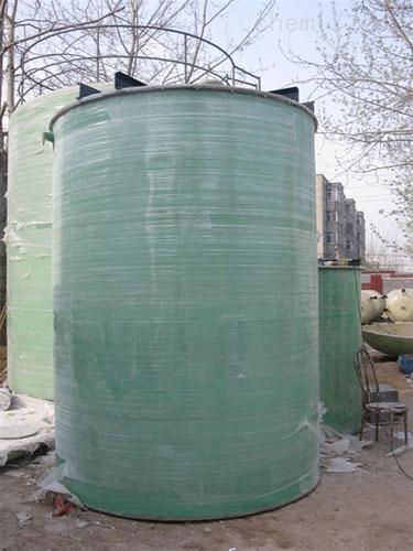 长期回收70立方玻璃钢搅拌罐
