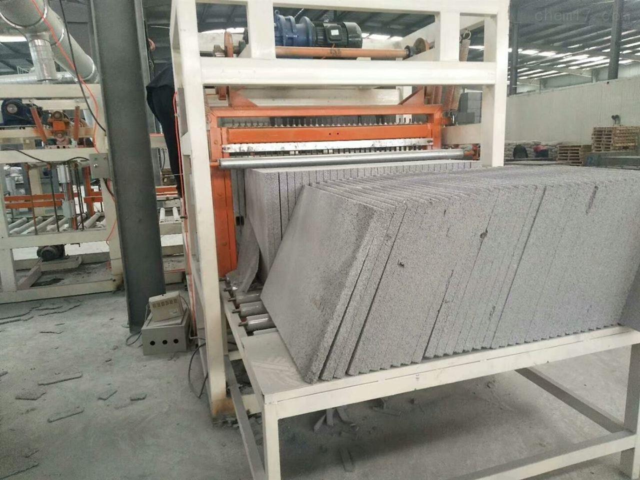 A级硅质板设备市场价