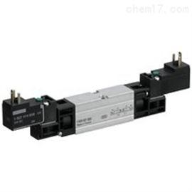 CD02-AL系列德国AVENTICS磁力齿轮泵2 x 3/2换向阀