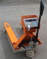 上海DCS电子打印叉车秤多少钱