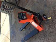 SCS-JC碳钢打印移动叉车秤