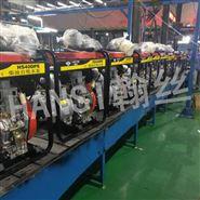 HS40DPE手电启动柴油泵