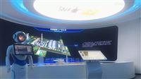 爱丽丝展厅讲解机器人走进华润电力首阳山电厂