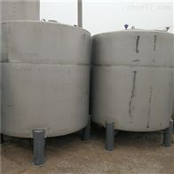 5吨二手5吨不锈钢储罐