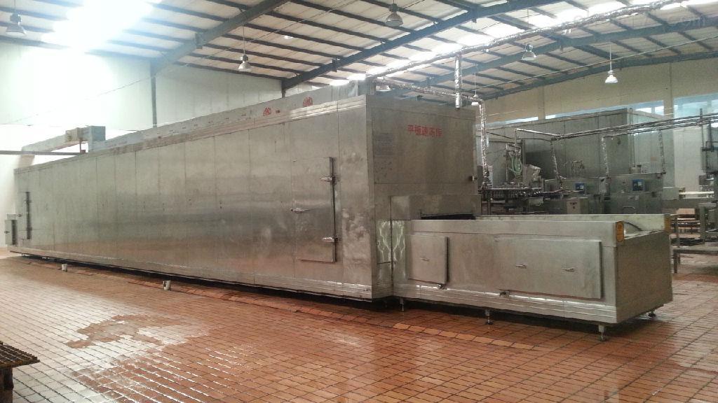 厂家直销二手隧道冷冻干燥机八成新功能好