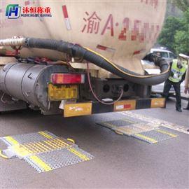 超限检测地磅,120吨便携式地磅价格