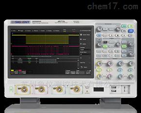 SDS5000XSDS5000X 係列超級熒光示波器