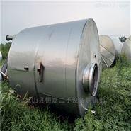 大豐特價轉讓二手15T不銹鋼攪拌罐