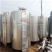 供应二手不锈钢储罐二手20吨搅拌储罐