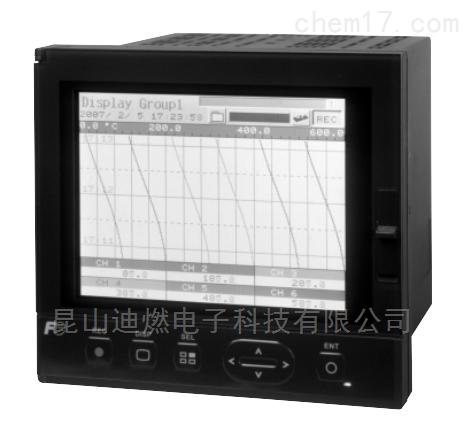 FUJI富士无纸记录仪PHN71N11-C10EV