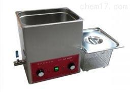KQ-300V台式超声波清洗器 15L超声提取水槽
