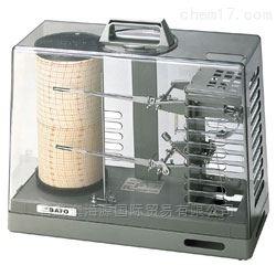 日本佐藤温湿度记录仪7210-00