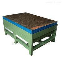 铸铁模具飞模台开封铸铁模具飞模工作台 模具审模桌