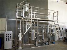 高温热管式流化床煤气化实验装置