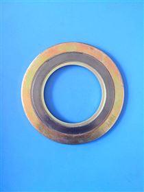 DN65/DN80/DN100金属缠绕垫片价格批发,304内外环垫片