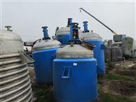 低价处理二手2吨不锈钢反应釜
