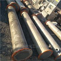 冷凝器闲置二手不锈钢列管冷凝器长期大量处理