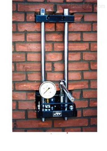 SDSL-80普通油压防震表式砌体原位压力机