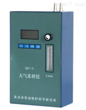 QC-5北京勞保所QC-5大流量雙通道大氣采樣器