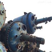 处理二手不锈钢反应釜 搪瓷反应设备