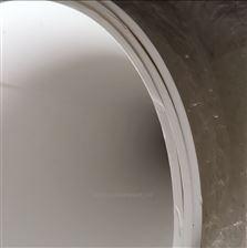 楼梯用5mm聚四氟乙烯板密度为2.1-2.3 g/cm3